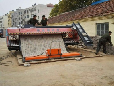 Road Brick Paving Machine GF-6